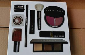 Sample of cosmetics