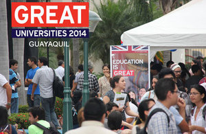 GREAT Universities 2014 Guayaquil