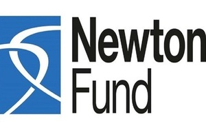 Logo of the Newton Fund
