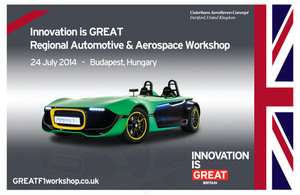 GREAT Regional Automotive and Aerospace Workshop