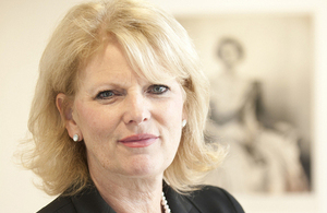 Veterans minister Anna Soubry [Picture: Crown copyright]