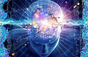 futuristic science image - iStock