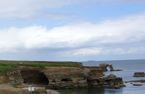 Byer's Hole, Whitburn