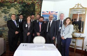 Assinatura de Acordo de Cooperação entre o Banco Central do Brasil e a Embaixada do Reino Unido