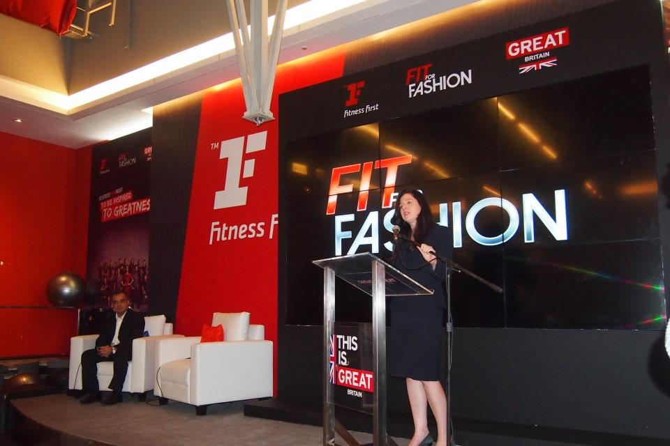 Opening remarks by Acting British Ambassador Rebecca Razavi at the launch of 'Fit for Fashion' in Indonesia