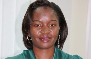 Vichaya Chungu, UK Trade and Investment Officer