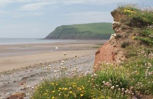 Coastline at St Bees