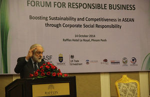 CSR Forum for Responsible Business