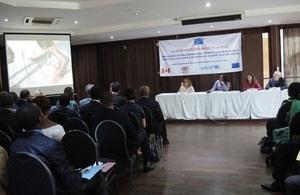 Celebrating International Day of the Girl in DRC