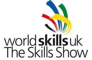 Skills Show logo