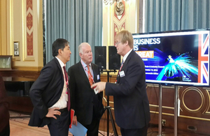 18-th session of Kazakh-British Trade and Industry Council