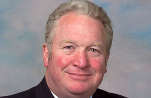 Mike Penning MP