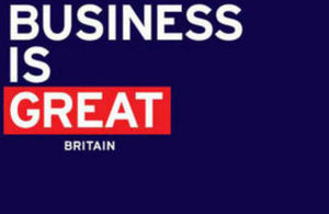 UK Business Great campaign logo