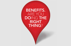 Benefits. Are you doing the right thing?