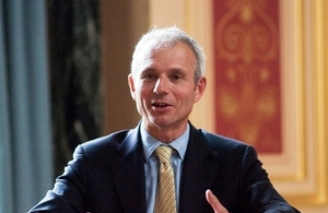 Minister of State for Europe, The Rt Hon David Lidington MP