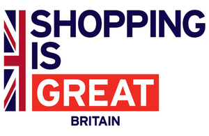 Shopping is GREAT Britain logo