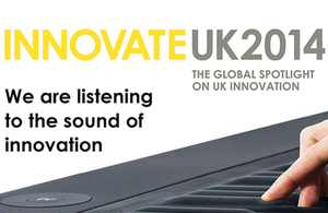 Innovate UK 2014 event
