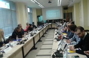 Supporting inclusive media policies in Macedonia
