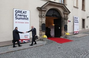 Energetický summit v Praze