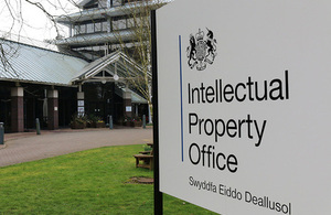 Image of the Intellectual Property Office head office