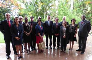 Foto: Embaixada Britanica/Brasília