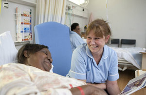 Patients to benefit from improvements at York Teaching Hospital NHS Foundation Trust