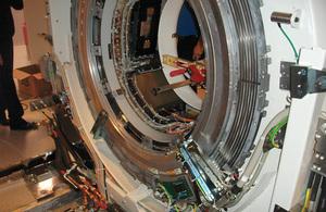 Specialist mechanical equipment maintenance