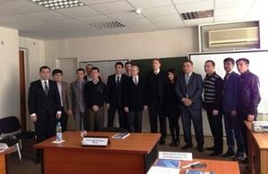 British Ambassador in Tashkent speaks about UK Foreign Policy