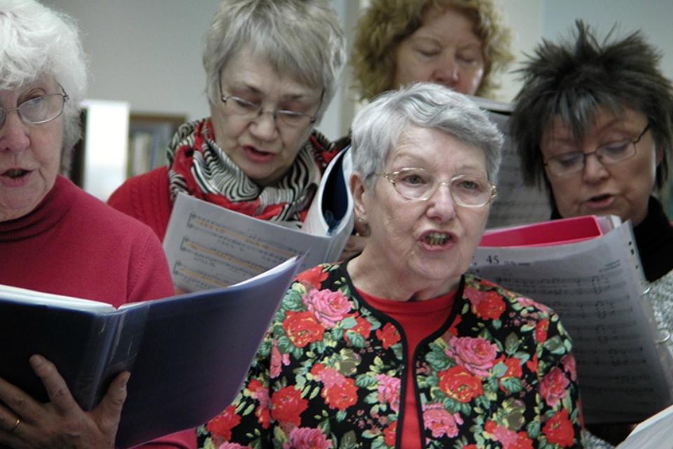 Cramlington Choir