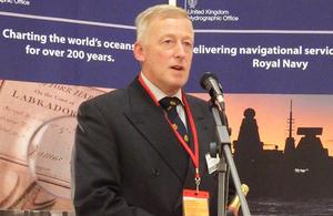 Captain Peter Kortenoeven