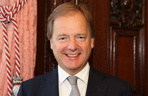 Minister of State for Asia, Rt Hon Hugo Swire MP