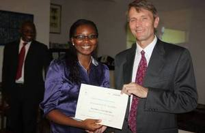 Cameroon Women's Scholarship 2013 Awards