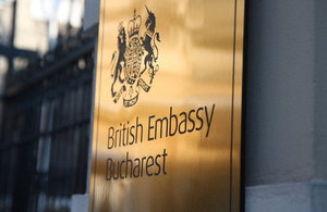 British Embassy Bucharest