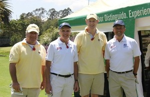 Golf is GREAT - Ambassador's Cup 2014