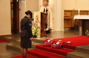 Sergeant Linda Russell RAF