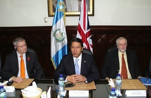 Delegation of British Parlamentarians