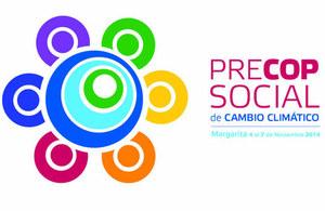 Social Pre-COP logo