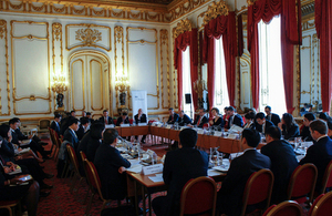 Fourth meeting of the London–Hong Kong RMB Forum