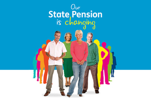 Our State Pension is changing