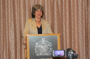 Her Excellency Vicki Treadell