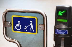 Crossrail accessibility image