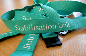 Stabilisation Unit