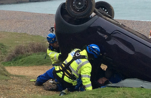 Newhaven Coastguard Rescue Team
