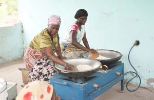 Cookstoves in Ghana. Picture: Rite Multimedia