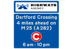Dart Charge signage