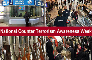 national counter terrorism awareness campaign