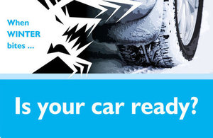 Winter Campaign - Is your car ready?
