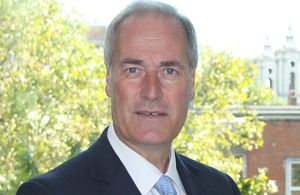 Minister for Criminal Information Lord Bates