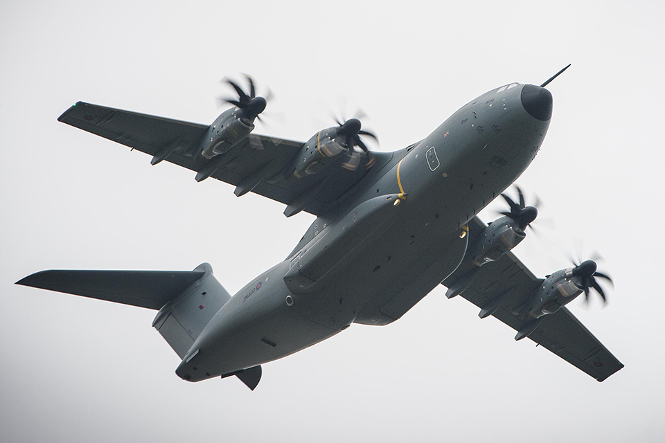 Royal Air Force A400M Atlas