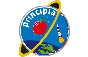 Principia mission patch.